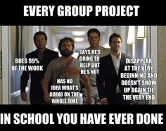 Every group project - Karyd