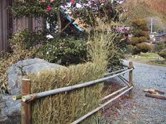 brushwood fence: How to Build a...