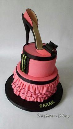 new york stilletto cake - Google Search