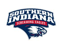 Screaming Eagles, University of Southern Indiana (Evansville, Indiana) Div II, Great Lakes Valley Conference #ScreamingEagles #Evansville #NCAA (L8186)