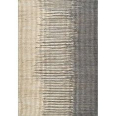 Langley Street Hargrove Gray Area Rug Rug Size: 5' x 8'