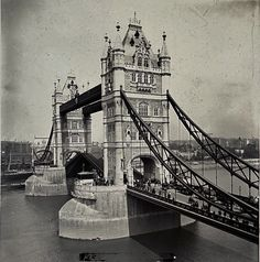 The Bridges of Old London