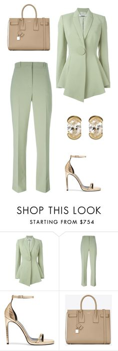 pastel loving by evelynakaakar on Polyvore featuring Givenchy, Yves Saint Laurent and Tate