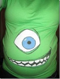 Mike Wazouski! (sp?)