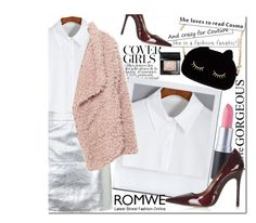 """""""Untitled #2906"""" by snickres ❤ liked on Polyvore featuring WithChic, Topshop, Zara and Bobbi Brown Cosmetics"""