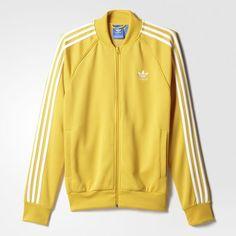 adidas jumpsuit yellow