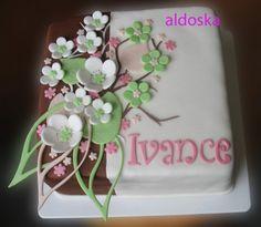 DORTY A SLADKOSTI aneb PEČEME S LÁSKOU - Fotoalbum - -MOJE PEČENÍ- - MOJE DORTY - My cakes - Pro moji kamarádku Ivanku