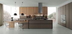 Mobilier bucătărie design model AXIS 012