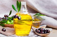 Home Remedies For Dandruff - Olive Oil