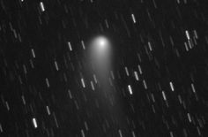 In little more than a month, Comet PanSTARRS will cross the orbit of Mercury and probably brighten to naked-eye visibility as it absorbs the heat of the nearby sun. Sky watchers around the world will be looking for it in the sunset skies of early March, when it passes closest to the sun and to Earth.