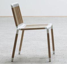 Tube Chair / KIBISI