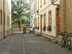 Luxembourg - City