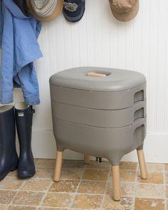 Worm Farm Composting Bin - Worm Composter | Gardeners.com                                                                                                                                                                                 More