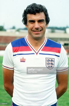 circa 1981 Trevor Brooking England and who won 47 England... Foto di attualità | Getty Images