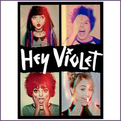 Hey Violet. (I don't know if I have them on this board or not yet but at least I do now!!! lol)