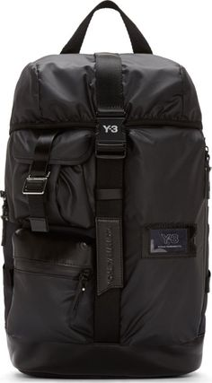 bagstreets:  Y-3 Mobility Backpack