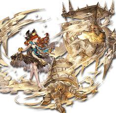 [剋命の巫女]サラ : グランブルーファンタジー 全キャラクター画像・担当声優まとめ - NAVER まとめ