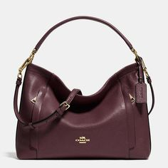 abdd1b75aa Scout Hobo in Pebble Leather Coach Purses