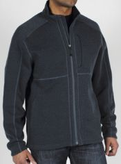 The Alpental Jacket provides convenient warmth in a lightweight package for ...