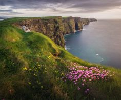 Cliffs of Moher- Ireland