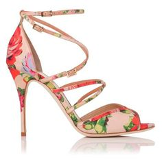 2f08220a500de5 Dahlia Printed Criss Cross Sandal  375.00 Gladiator Sandals