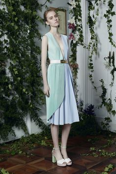 See the complete Vionnet Resort 2016 collection.