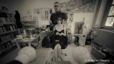 mariano_1920  www.marianoparisi.com  #marianoparisi #film #ciak #laultimarosa #hairstylist #makeupartist #acconciature