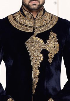 New PAKISTANI SHERWANI Suits FOR GROOM with Low Price