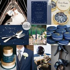 Morning lovely ones - as I mentioned last week, for our travel-themed wedding month, I wanted to create a few boards that had fresh twists on the idea of travel and journeys. Last week, we got all ...