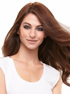 Create stunning long locks of hair with Jon Renau Wigs and Hair Extensions.