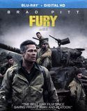 Fury [Includes Digital Copy] [UltraViolet] [Blu-ray] [2014]