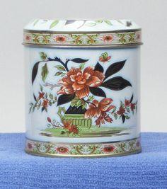 Collectible Vintage Daher Designed English Tea Tin