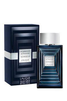 1c0ff35977776 Lalique Hommage Voyageur Eau De Toilette Spray - 3.3 fl. oz. Lalique Parfum