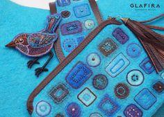 GLAFIRA / дизайнерские сумки из шерсти | VK