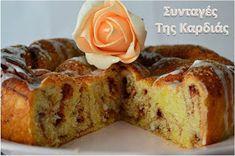Πιστεύω ότι το σημερινό μας γλυκάκι θα σας ενθουσιάσει αν το φτιάξετε τόσο πολύ, όσο ενθουσίασε κι εμένα.  Έχω φτιάξει κατά καιρούς ρολάκι... Pecan Rolls, Greek Cooking, Summer Desserts, Greek Recipes, French Toast, Deserts, Muffin, Sweets, Bread