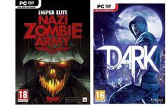 Sniper Elite : Nazi Zombie Army + Dark - PC - NEUF