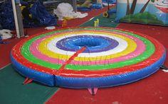 Inflatable mechanical bull mattress WSP-125