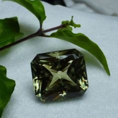 Visit the Zultanite online shop to buy one of the rarest precious gems in the world as a loose, faceted gemstone, cabochon, crystal, or exclusive jewelry. Rare Gemstones, Minerals And Gemstones, Gems Jewelry, Lotus Jewelry, Unique Jewelry, Different Light, Emerald Cut, Precious Metals, Color Change