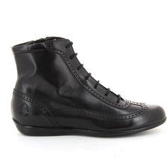 ATTILIO GIUSTI - Boots Zwart | Van Loock