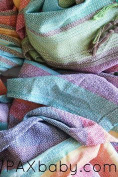 How to wash a woven wrap