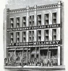 Sketches of Minneapolis, 1893.  This building still stands at 417 Cedar Ave.  .
