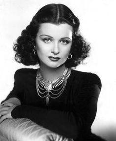 Joan Bennett from The House Across the Bay (1940)