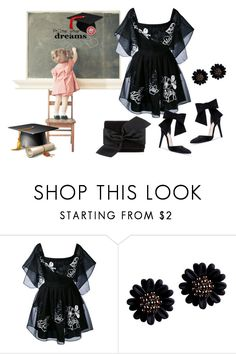 """Follow Your Dreams"" by sjlew ❤ liked on Polyvore featuring Fendi, Chloé and Victoria Beckham"