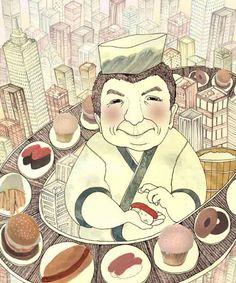Yoko Furusho - Sushi-Chef