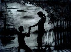 a moonlit dream...