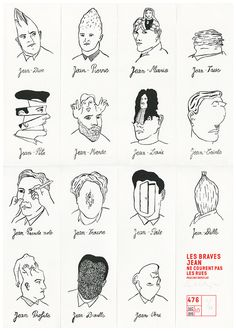 Pauline Barzilaï. www.476.fr/shop/ #riso # illustration #prints