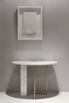 ABEL - Contemporary Demi-Lune Tables - Dering Hall