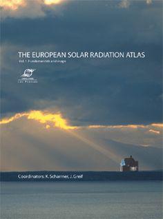The European Solar Radiation Atlas - vol. 1