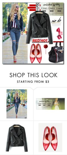 """""""SheInSide IV / 32."""" by esma178 ❤ liked on Polyvore featuring WithChic and Munro American"""