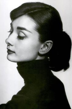 7 Iconic Hair Styles That Endure Time: Audrey's Perfect Pony